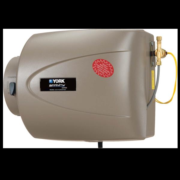 York Bypass Humidifier