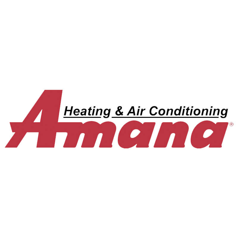 Amana heating & air conditioning.