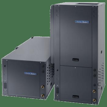 American Standard Platinum AVGX Geothermal Packaged System.