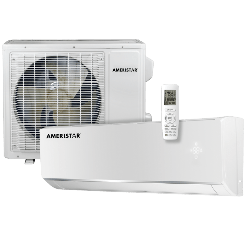 Ameristar ductless systems.