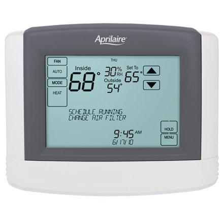Aprilaire Home Automation Thermostat - Model 8800.
