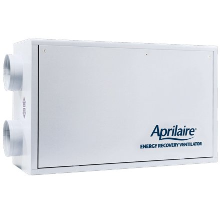 Aprilaire Energy Recovery Ventilation System - Model 8100.