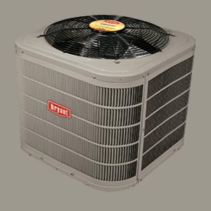Bryant 123A Preferred Series air conditioner.