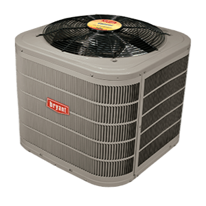 Bryant 126B Preferred Series air conditioner.