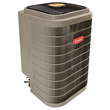 Bryant 189BNV Evolution Series air conditioner.