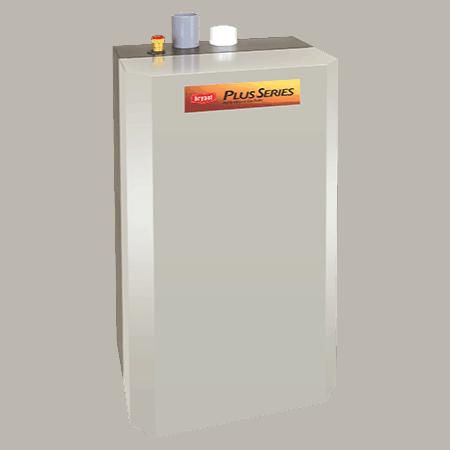 Bryant Preferred Series BWM boiler.