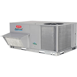 Bryant 580J Commercial Rooftop Unit.