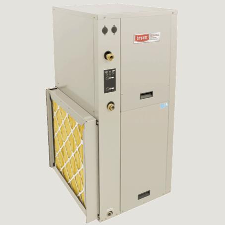 Bryant Evolution Series GC Geothermal Heat Pump.
