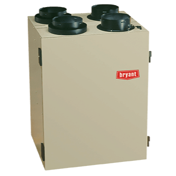 Bryant Preferred Series HRVXXLVU High-Capacity, Upflow Heat Recovery Ventilator