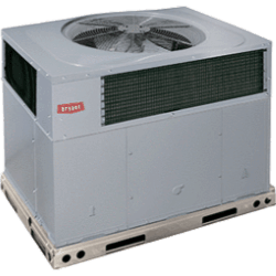 Bryant 607C Preferred Series packaged system.