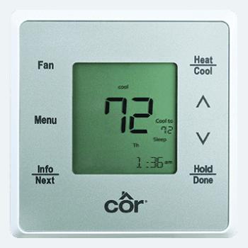 Bryant TSTPHA01 Côr® 5 Thermostat
