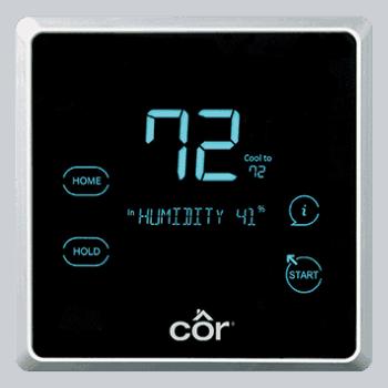 Bryant TSTPRH01 Côr® 7 Thermostat