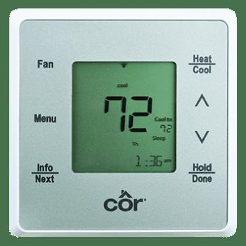 Bryant TSTWHA01 Côr 5C Wi-Fi Thermostat