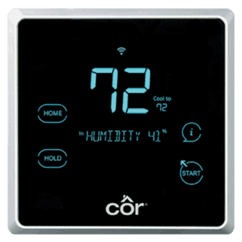 Bryant TSTWRH01 Côr 7C Wi-Fi Thermostat