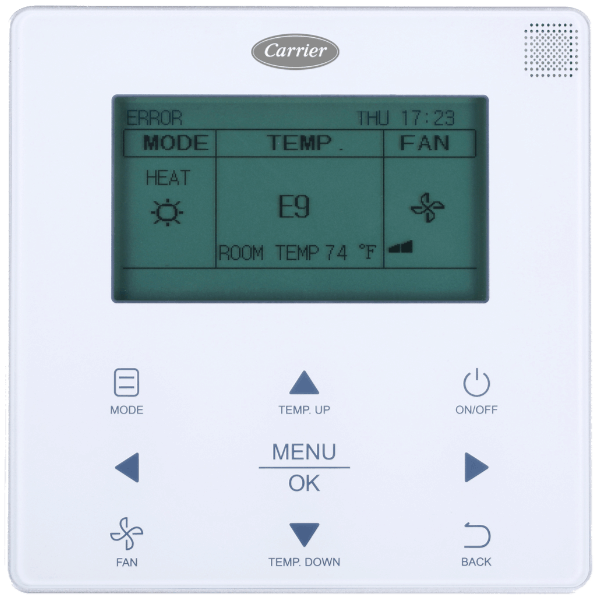 Programmable Wired Remote Controller (40VM900003).