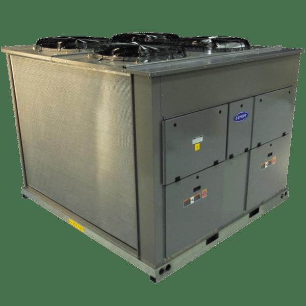 Carrier Gemini Select Dual-Circuit Air-Cooled Condensing Unit.