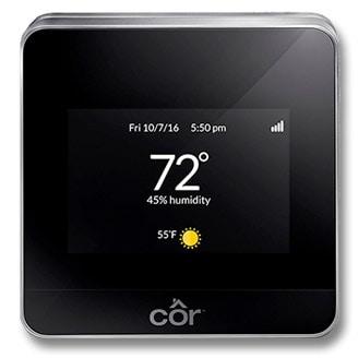 Côr® Thermostat.