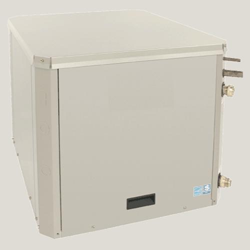 Comfortmaker SoftSound Split System Geothermal Heat Pump.