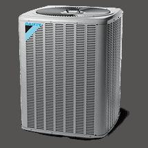 Daikin DX14SN whole house air conditioner.