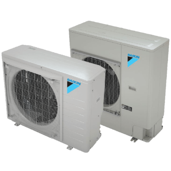 Daikin FIT whole house air conditioner.