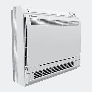 Daikin FVXS indoor multi-zone ductless unit.