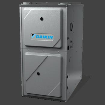 Daikin DM97MC gas furnace.