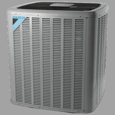 Daikin DZ16SA whole house heat pump.