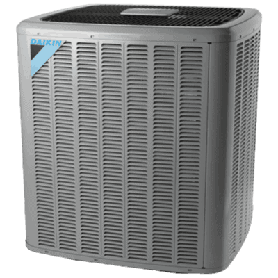 Daikin DZ18VC whole house heat pump.