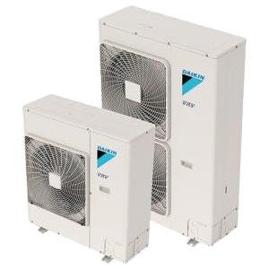 Daikin VRV Life whole house heat pump.