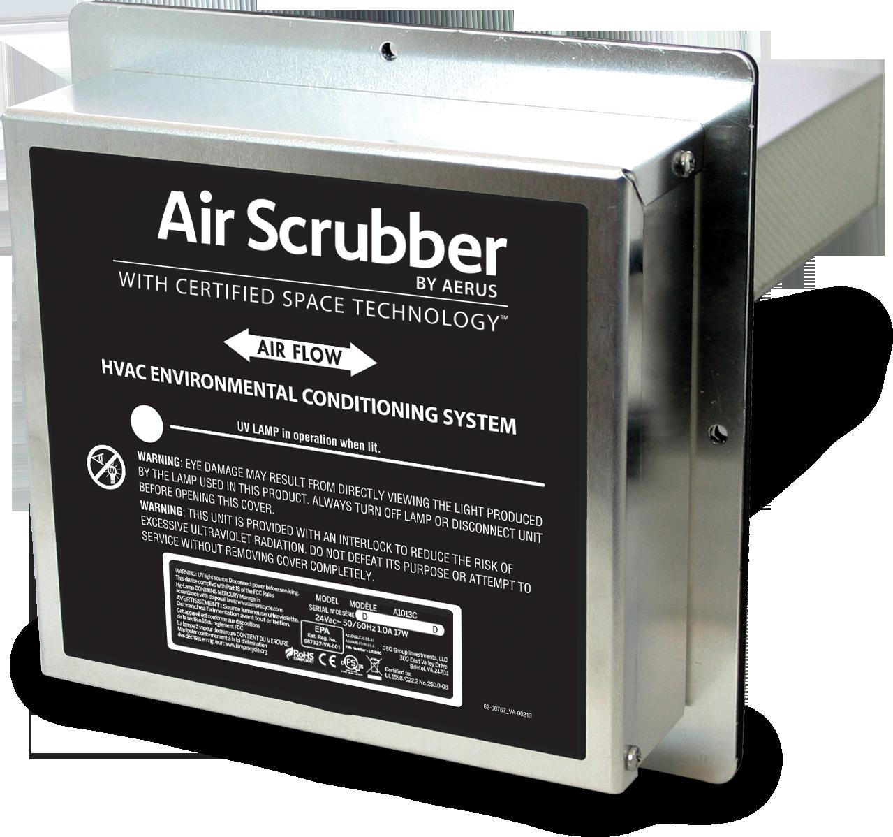Air Scrubber by Aerus.