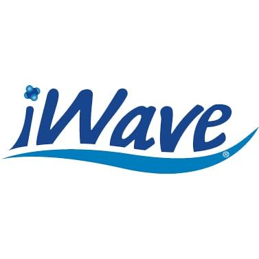 iWave logo.