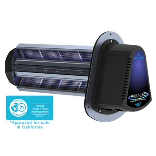 REME HALO-LED™ Whole Home In-Duct Air Purifier