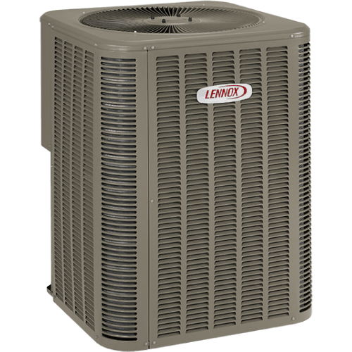 Lennox 13ACX air conditioner.