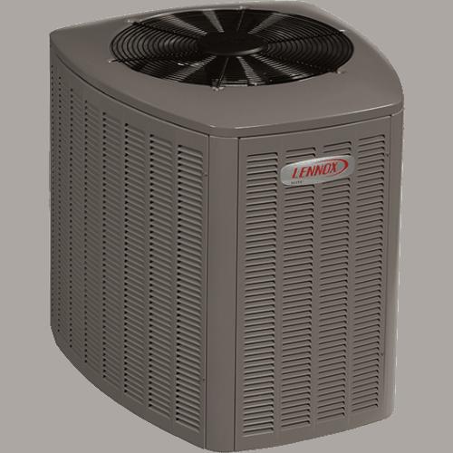 Lennox XC16 air conditioner.