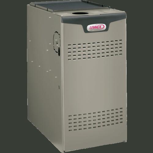 Lennox EL180E furnace.