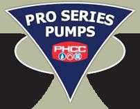 PHCC Pro Series Pumps.