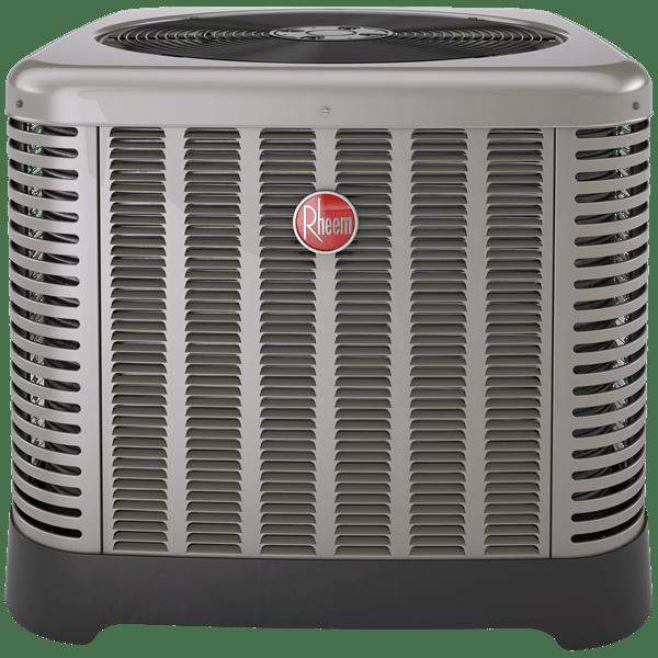 Rheem RA14**W Air Conditioner.
