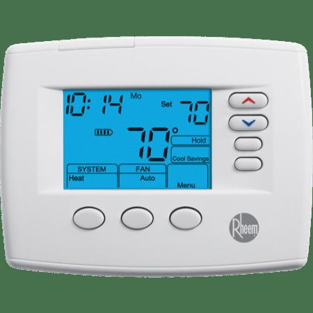 Rheem 200 series thermostat.