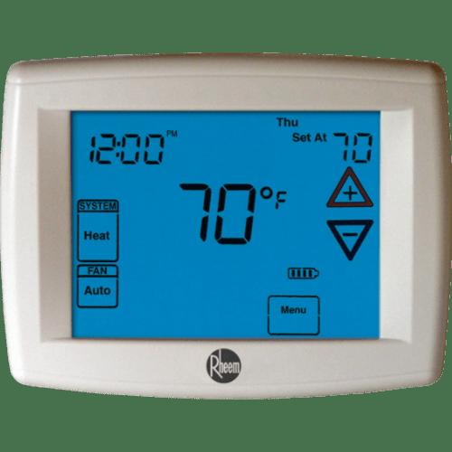 Rheem 400 series thermostat.