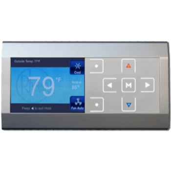 Rheem 500 series thermostat.