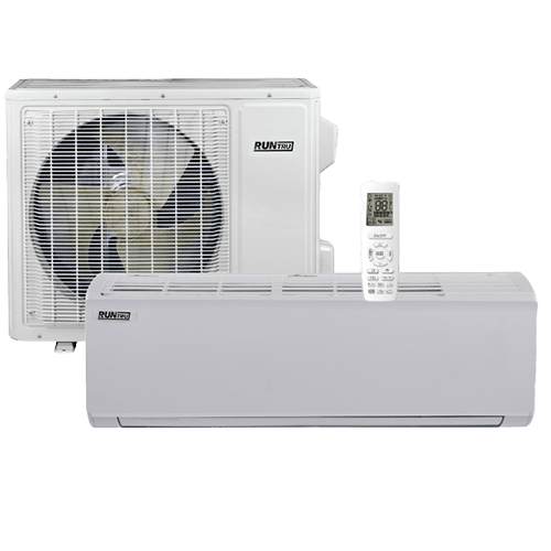 RunTru 18 SEER Single-Zone Low Ambient Ductless System.