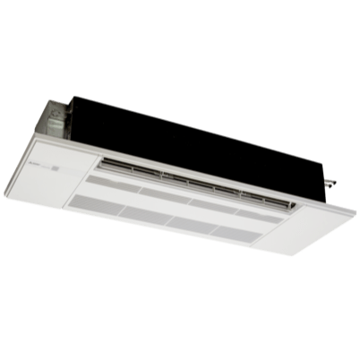 MLZ One-Way Ceiling Cassette Heat Pump.