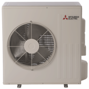 Mitsubishi MUY Air Conditioner.