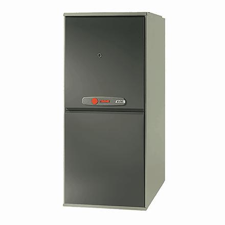 Trane XV95 gas furnace.