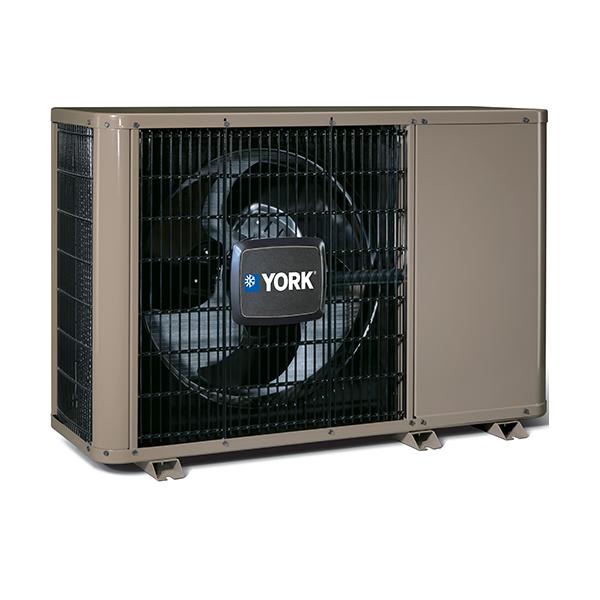York TCHD 13 SEER Single Stage Air Conditioner.