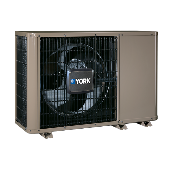 York TCHE 14 SEER Single Stage Air Conditioner.