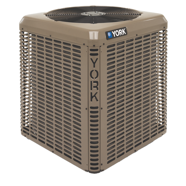 York YCE 14 SEER Single Stage Air Conditioner.