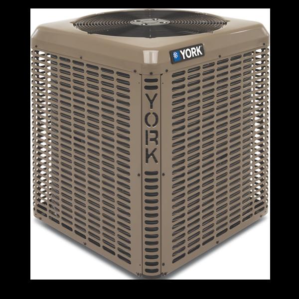 York YFE 14 SEER Single Stage Air Conditioner.