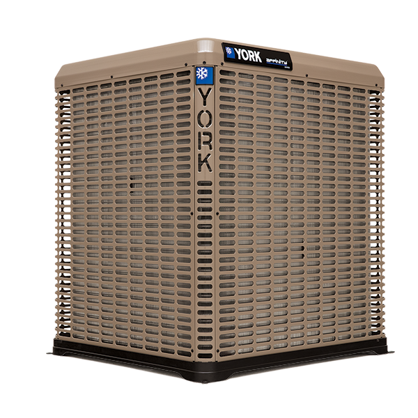 York YXV 21 SEER Variable Capacity Air Conditioner.
