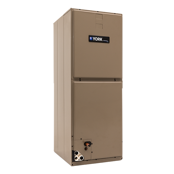 York AVC High Efficiency Variable Speed Air Handler.